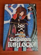 CAPITAN HARLOCK CLASSIC BOX 1 SLIPCASE YAMATO VIDEO 7 DVD SIGILLATI!!!