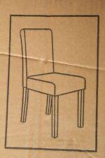 2x Esszimmerstuhl Stuhl Küchenstuhl Littau creme/beige 90x43x56cm Kunstleder NEU