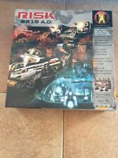 RISK 2210  A.D.  Board Game by Avalon Hill 2 to 5 players