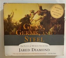 Jared Diamond - Guns, Germs, and Steel : The Fates of Human Societies 2001 VG