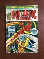 Fantastic Four #131 (1973) 7.5 VF Marvel Bronze Age Comic Book Quicksilver App