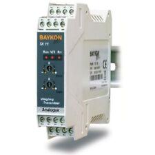 Load cell Amplifier/ Transmitter , Model TX11