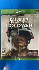 Call of Duty: Black Ops Cold War for Xbox Series X. Xbox one.