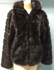 Womens Giacca Gallery  Reversible Jacket With Hoody Size S