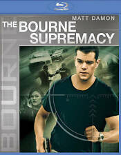 New: The Bourne Supremacy (Blu-ray + Digital HD) Subtitled, NTSC, Widescreen