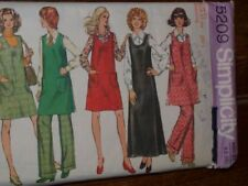 Simplicity Vintage Dress Sewing Patterns