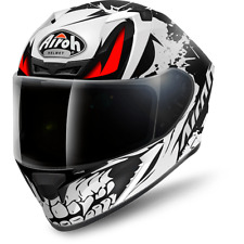 Motorradhelm Airoh Valor bone Matt Größe m Integral