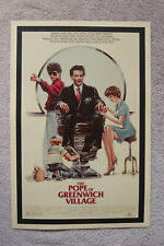 The Pope of Greenwich Village Lobby Card Movie Poster __
