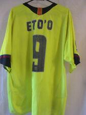 Barcelona le 2005-2006 Away camiseta de fútbol Talla Xl / 9930
