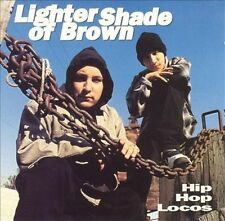 Hip Hop Locos, Lighter Shade of Brown, New