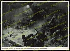 Willi Gause K.u.K Lazarettzug Rotes Kreuz ÖRK Eisenbahn Lok Kosaken Angriff 1915