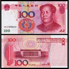 CHINA  100 Yuan 2005  UNC  P 907