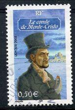 TIMBRE FRANCE OBLITERE N° 3592 LE COMTE DE MONTE CRISTO Photo non contractuelle