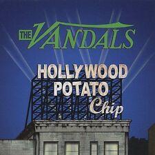 THE VANDALS Hollywood Potato Chip CD Punk Rock Manimal Atrocity by Satan My Neck