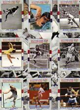 1991 USA OLYMPIC WINNERS Card Set History Picturess Variety of Americas Athletes