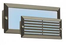 LED Bricklight Indoor Outdoor Blue Black Fascia Low Energy Porch Brick Light 5W