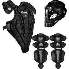 Baseball Softball Sport Equipment Wilson EZ Catchers Protection Gear Set YOUTH