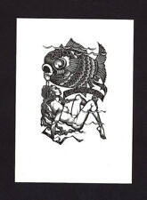 EXLIBRIS,108b - Hedwig zum Tobel - Erotik / Erotic