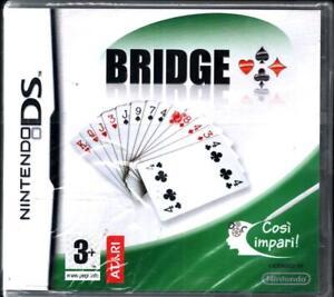 Bridge Videogioco per Nintendo DS di Atari Multilingua, Triangolo Blu