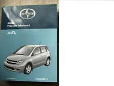 toyota lexus scion repair manuals ebay stores rh ebay com Car Repair Manuals Toyota Parts