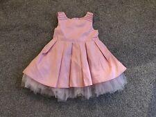 Next Pink Party Dress 3-6 Months