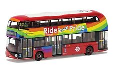 Corgi OOC New Routemaster Stagecoach LGBT+ Ride with Pride 1/76 Scale OM46618A