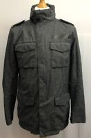 Mens Nike Tech Pack M65 Premium Waterproof Repellent Jacket Grey | Size S
