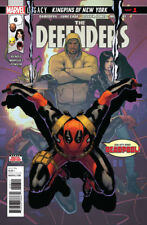 Defenders (2017) #6 Vf/Nm Marvel Legacy Kingpins of New York part 1 Deadpool