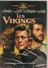 DVD *** LES VIKINGS *** avec  Kirk Douglas, Tony Curtis,  ( neuf sous blister )