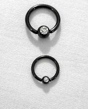 Piercing-Ringe für den Bauchnabel