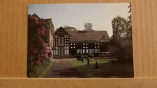 Postcard unposted Lancashire, Rufford old hall near ormskirk v2