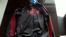 adidas big logo originals superstar training sport jacke gr. 152