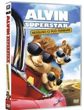 ALVIN SUPERSTAR 4 - NESSUNO CI PUO' FERMARE (DVD) FILM AVVENTURA FOX