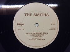 "THE SMITHS / MORRISSEY THIS CHARMING MAN 12"" Rough Trade Label Variant @@LOOK@@"