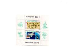Europa neuf ssch Turquie adm Chypre 1983 bloc4