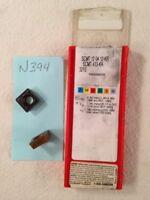 10 NEW SANDVIK SCMT 433-KR CARBIDE INSERTS. GRADE: 3215.  {N394}