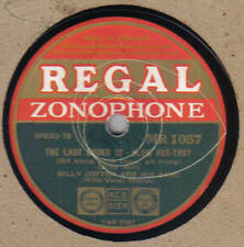 BILLY COTTON - The Last Round Up / He Was A Handsome Young Soldier 78 rpm disc