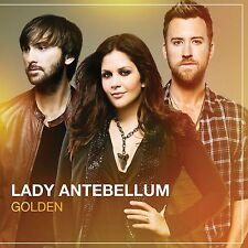 LADY ANTEBELLUM - GOLDEN CD ALBUM (MAY 6th 2013)