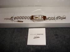 JEAN PAUL GAULTIER For ATELIER SWAROVSKI Reverese Crystal Bracelet NEW IN BOX!!!