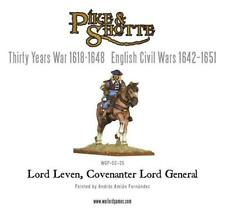 LORD LEVEN - PIKE & SHOTTE - WARLORD GAMES - SENT FIRST CLASS - WGP-EC-25