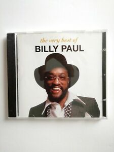 Billy Paul: The Very Best Of. CD.