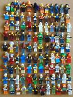 10 x Genuine Random Lego Minifigures  + Accessories Mini Figures Star Wars Etc