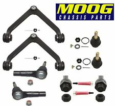 Dodge Ram 1500 02-05 RWD Ball Joints Tie Rod Ends Control Arms Suspension KIT