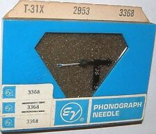 Phonograph NEEDL EV 3368 for BSR Tetrad 73D 73S 93D,-S 98 8-73D-240-3 M856-SS777