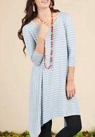 Matilda Jane Her Majesty Dress Size M Medium Stripe Womens New In Bag