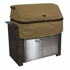 Classic Accessories 55-332-032401-Ec Hickory Cover For Built-In Grills, Med, Tan