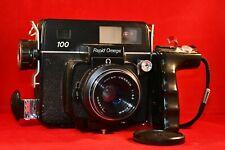 RAPID OMEGA 100 6x7 Camera w/ SUPER OMEGON 90mm F/3.5 Beautiful,works well