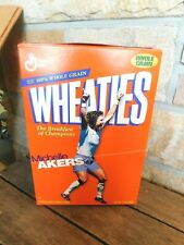 Collectible Wheaties Michelle Akers Cereal Sealed Box