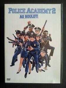 Police Académy 2 Au Boulot DVD 2004 Guttenberg Smith Graf Par Paul Maslansky