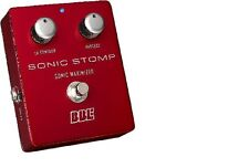 BBE Sound Sonic Stomp Sonic Maximizer
